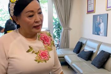 NSND Thu Hiền: Tôi không mạng mẽo gì hết, ai khen chê mặc kệ