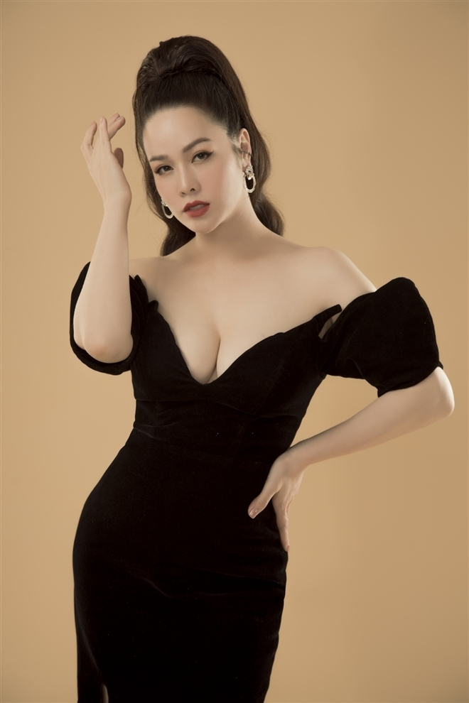 Rũ bỏ hình ảnh gái quê, Nhật Kim Anh lột xác trong bộ ảnh mới