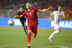 Trọng Hoàng báo tin dữ với HLV Park Hang Seo