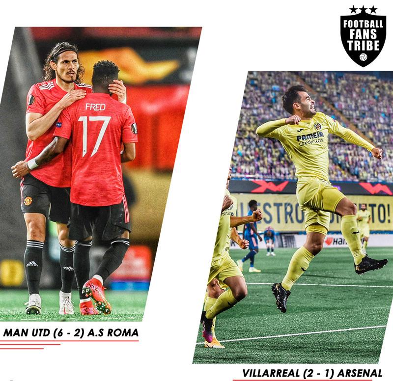 Thua Villarreal, Arsenal chờ phục thù ở lượt về
