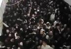 Giẫm đạp lên nhau ở lễ hội, hàng trăm người Israel thương vong