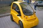 Kenguru - ôtô điện cho người đi xe lăn đầu tiên trên thế giới