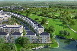Sức hút đặc biệt của biệt thự nghỉ dưỡng sân golf liền kề TP.HCM