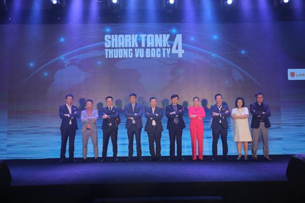 Doanh nghiệp của Shark Việt đồng hành cùng Shark Tank Việt Nam mùa 4