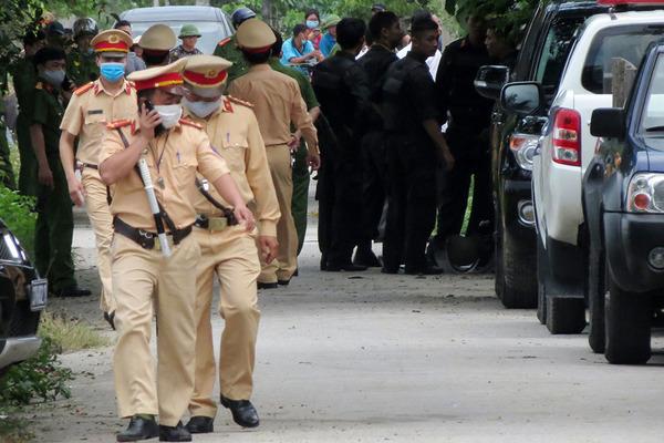 Danh tính 2 nạn nhân bị bắn chết trong vụ nã súng ở Nghệ An