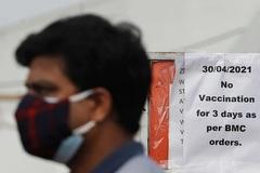 Ấn Độ hết vắc-xin ngừa Covid-19 ngay trước chiến dịch tiêm chủng