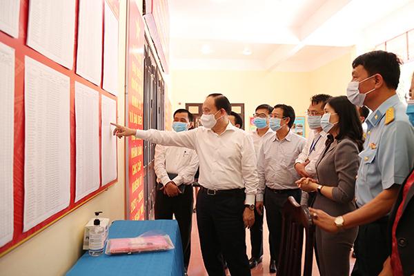 Hà Nội triển khai công tác bầu cử bài bản, chất lượng