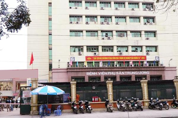 41 y bác sĩ Bệnh viện Phụ sản Trung ương bất ngờ thành F2