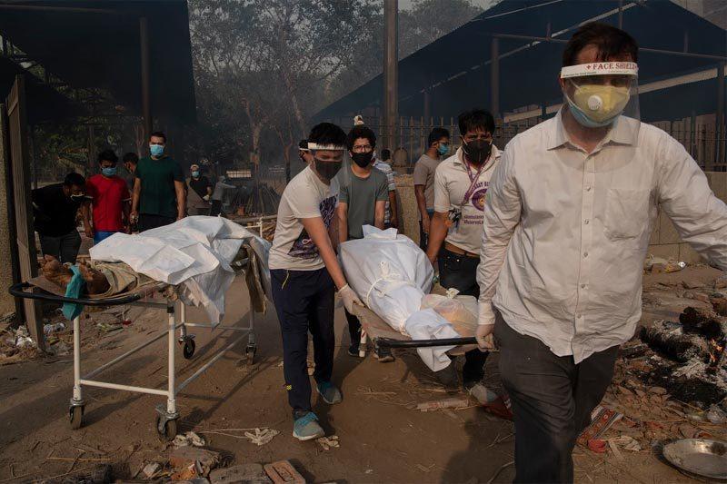 Số ca Covid-19 ở Ấn Độ lập kỷ lục mới, dịch nghiêm trọng ở Đông Nam Á