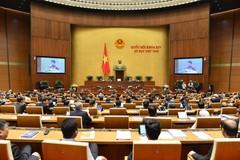Nghị quyết của Quốc hội về công tác nhiệm kỳ 2016-2021