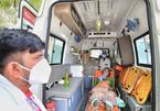 22 bệnh nhân Ấn Độ thoát chết trong gang tấc