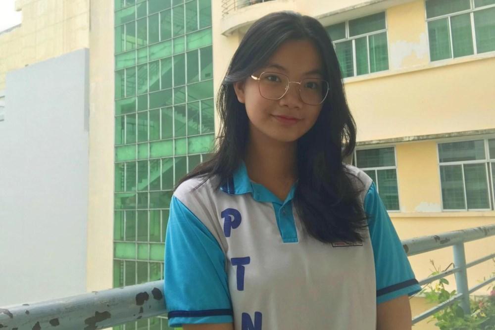 Nữ sinh Sài Gòn được hơn 10 đại học Mỹ cấp học bổng