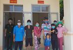 Phát hiện hàng chục người từ Campuchia nhập cảnh trái phép vào Việt Nam