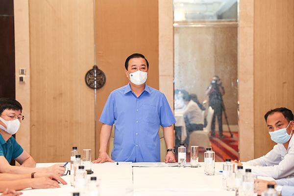 Phó Chủ tịch Hà Nội: Chống Covid-19 sai một li là đi rất xa, không phải 1 dặm
