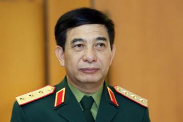 Các tướng lĩnh, sỹ quan Quân đội ứng cử Đại biểu Quốc hội khóa XV