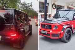 Độ độc hiếm của chiếc Mercedes-AMG G63 vừa bị nhái biển VIP ở Hà Nội