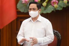 Thủ tướng kêu gọi toàn thể nhân dân tự giác phòng, chống dịch Covid-19