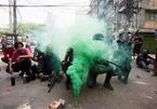 Bom nổ ở Myanmar, giao tranh tiếp diễn ở vùng biên giới