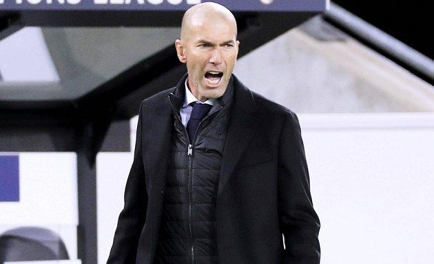 Zidane hứa chắc nịch sau chiến thắng của Real Madrid