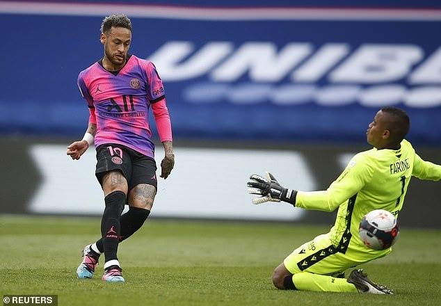 Neymar chói sáng, PSG quyết tạo điều kỳ diệu trước Man City