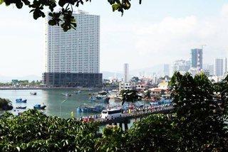 A river tour of Nha Trang City