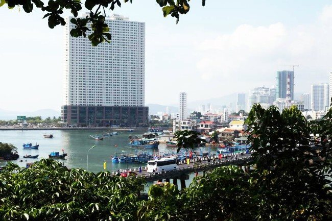 A river tour of Nha Trang City
