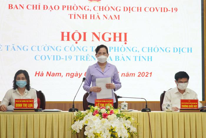 Rà soát hồ sơ, xem xét xử lý hình sự bệnh nhân 2899 ở Hà Nam
