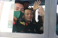 Quảng Nam tăng cường 42 cán bộ chiến sĩ lên biên giới chống dịch