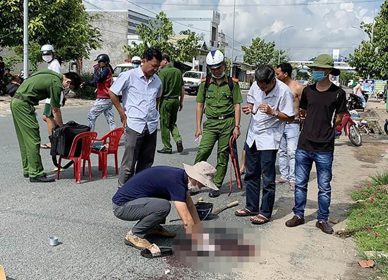 Mâu thuẫn khi ăn nhậu, nam thanh niên bị đâm chết