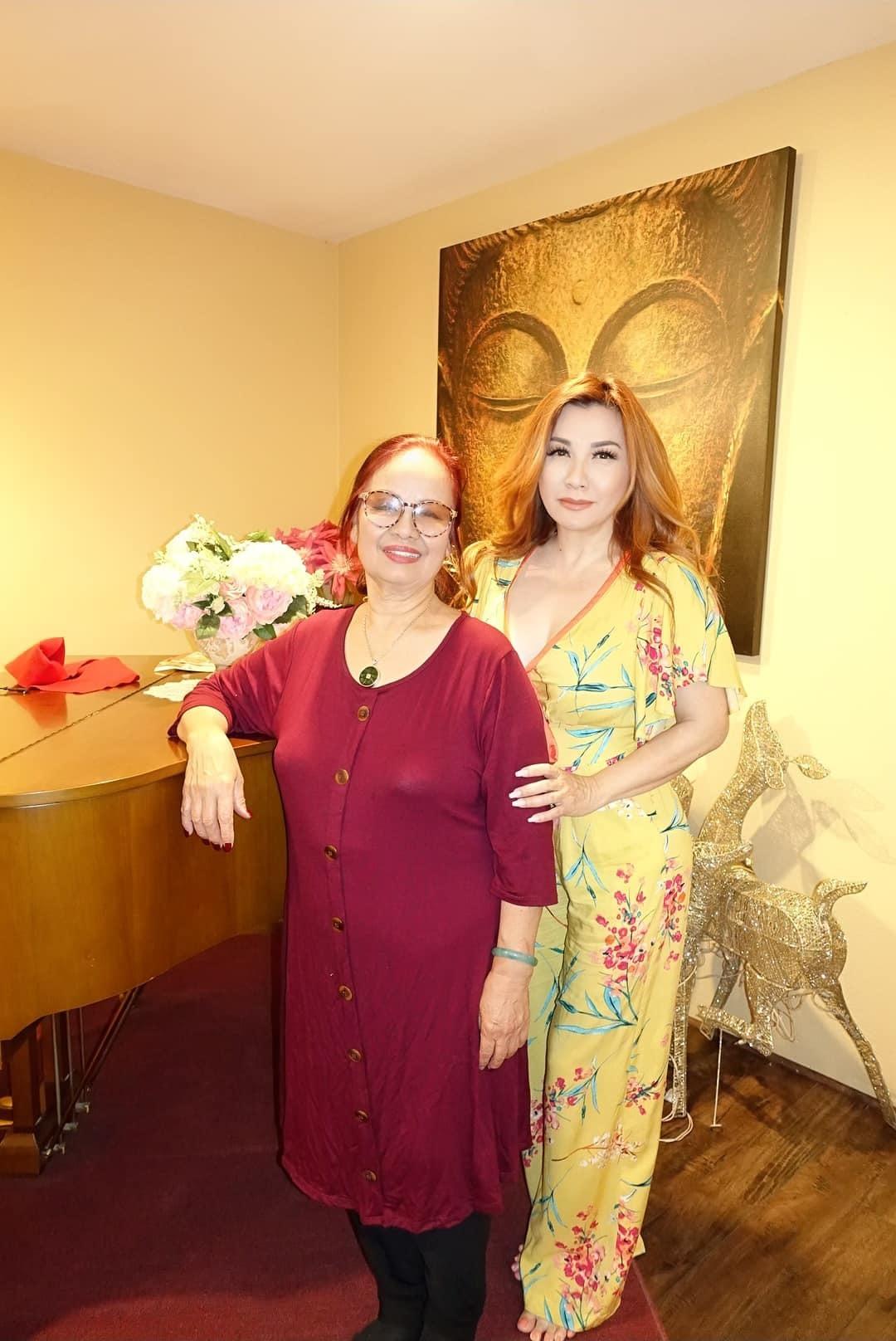 Hành động nghĩa tình của Trizzie Phương Trinh với mẹ Bằng Kiều