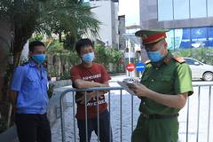 Hà Nội ra thông báo khẩn tìm người đến 5 địa điểm