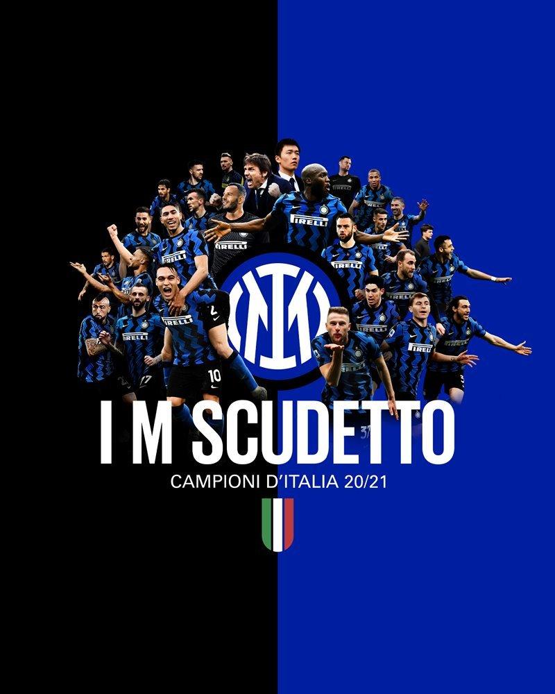 Inter lật đổ Juventus, vô địch Serie A sau 11 năm chờ đợi