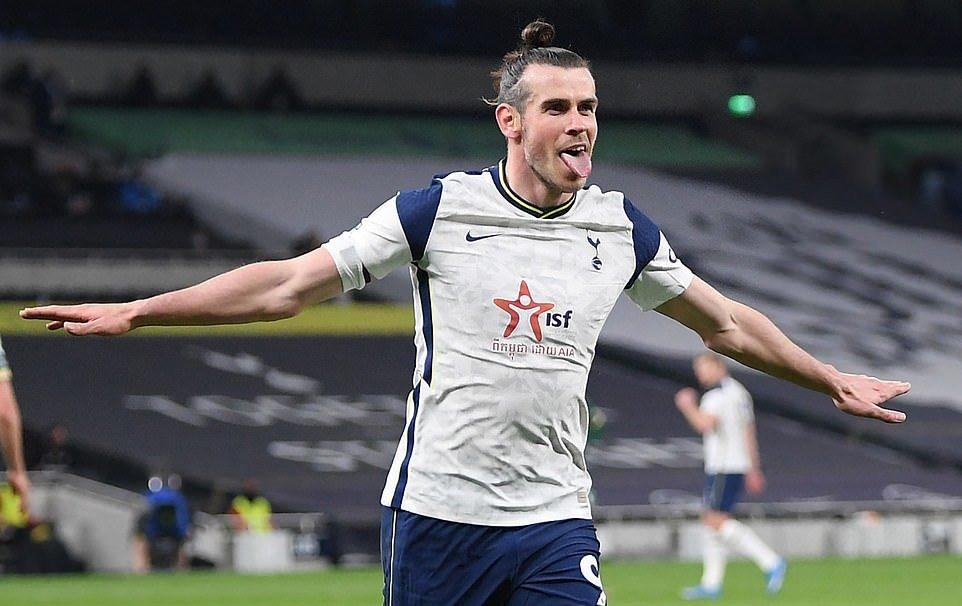 Gareth Bale lập hat-trick, Tottenham thắng hoành tráng