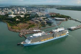 Australia xem xét hủy hợp đồng thuê cảng với công ty Trung Quốc
