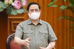 Thủ tướng: Cá thể hóa trách nhiệm, chủ động phòng chống dịch Covid-19