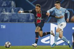 """Neymar tuyên chiến Man City: """"PSG sẽ lấy vé chung kết"""""""