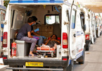 Kết buồn của bệnh nhân Ấn Độ đi 15 nơi vẫn chưa được nhập viện