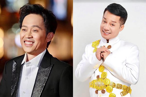 Hoài Linh, Minh Nhí ngồi ghế nóng Thách thức danh hài mùa 7
