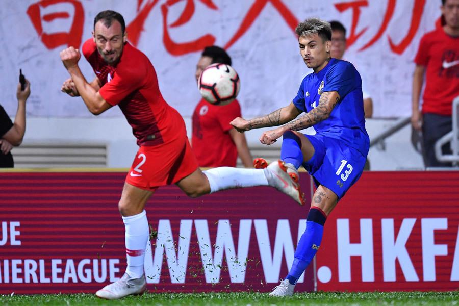 Thái Lan mất sao gốc Đức trước vòng loại World Cup