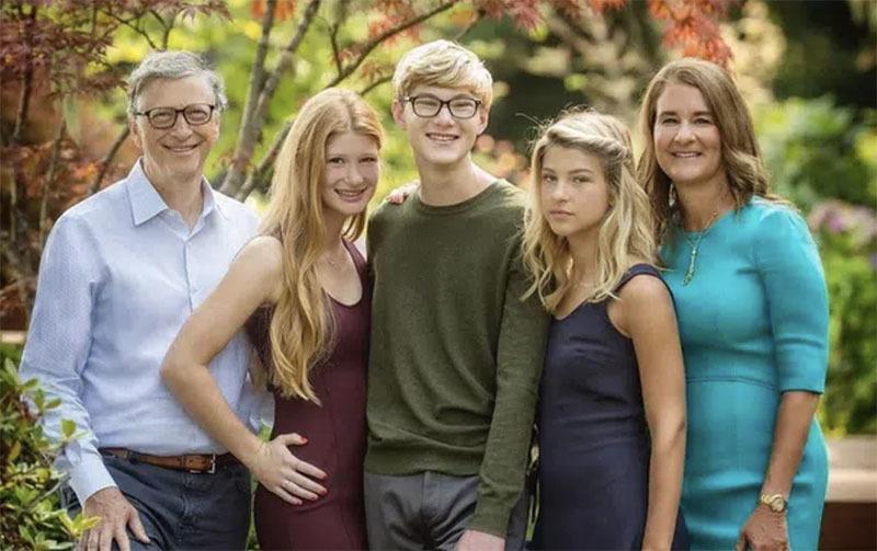Cách phân chia tài sản khi vợ chồng Bill Gates ly hôn