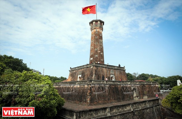 Hanoi Flag Tower,Hanoi travel