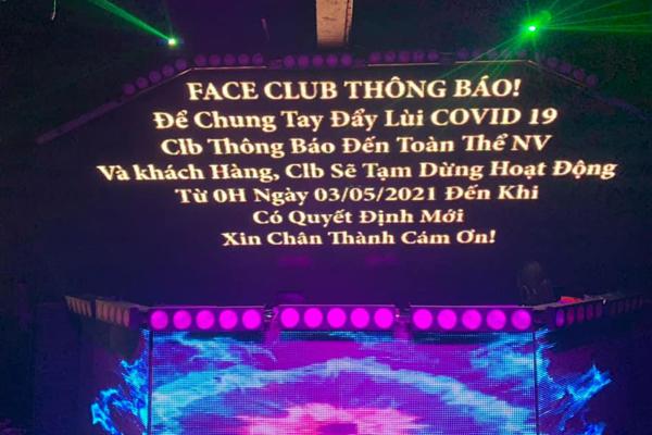 Lào Cai khẩn tìm người đến quán bar Face Club