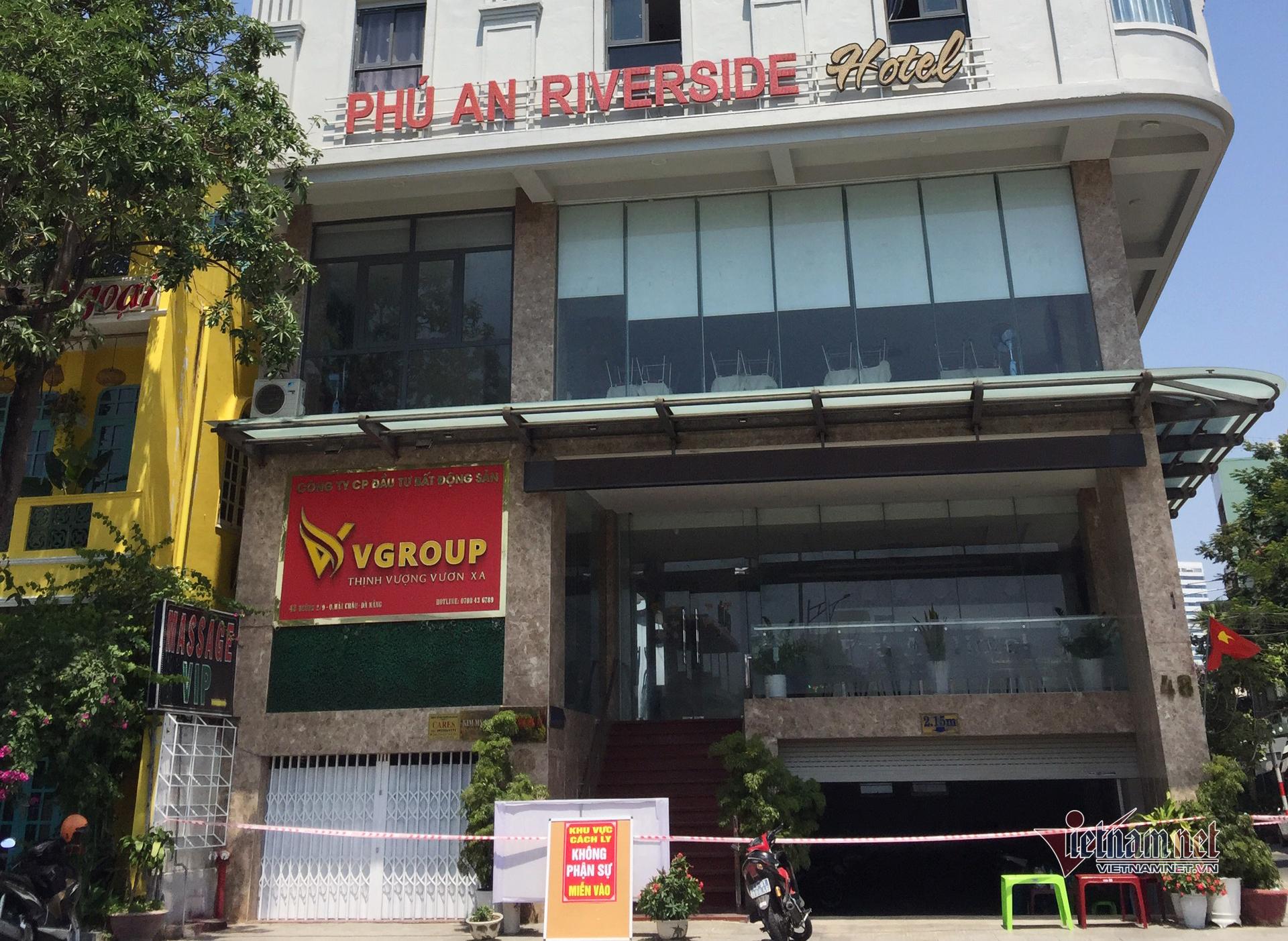 Đà Nẵng phát hiện nữ nhân viên massage dương tính nCoV