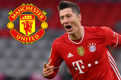 MU ký Lewandowski, Arsenal mua Bissouma