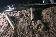 Tên lửa Katuysha rơi trúng căn cứ nhà thầu quân sự Mỹ ở Iraq