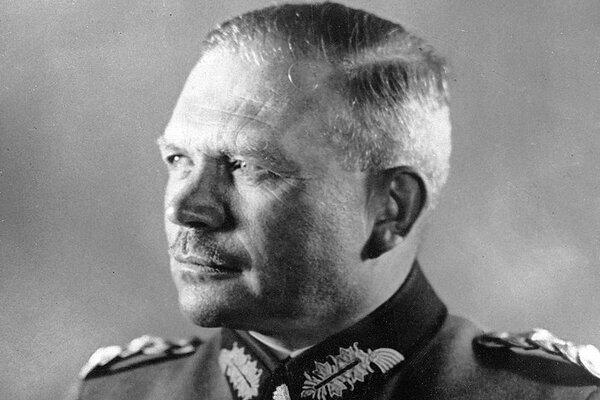 Chân dung viên tướng 'dám' cãi lời Hitler