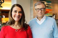 Melinda ly hôn có thể để thoát khỏi cái bóng của Bill Gates