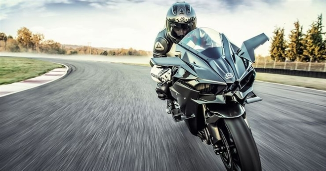 Siêu mô tô nhanh nhất mọi thời đại