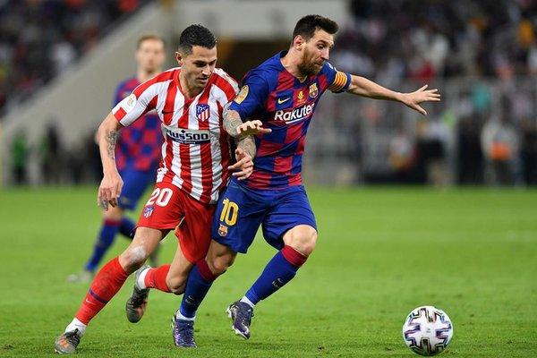 Xem trực tiếp Barcelona vs Atletico ở đâu, kênh nào?