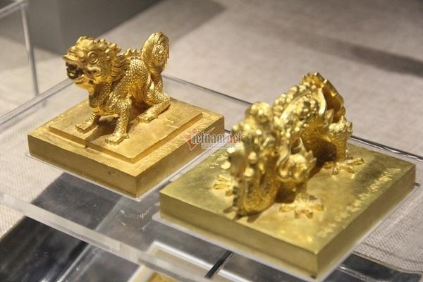 Báu vật cung đình triều Nguyễn lưu lạc đến Pháp, gian nan hồi hương